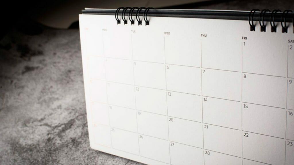 calendario PYME